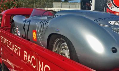 032 Retro Porsche
