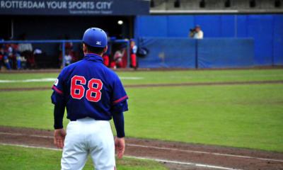 068 Rotterdam Baseball coach