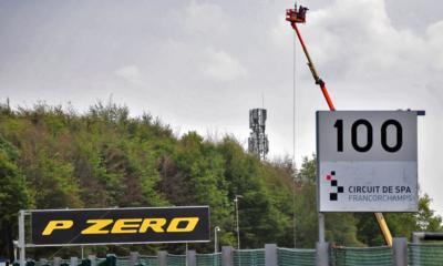 100 F1 Braking Point