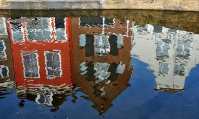 Delft reflection